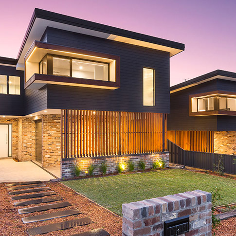 South Caringbah Duplexes